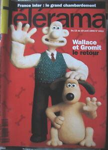 2413-WALLACE-ET-GROMIT-CULTURE-IRLANDE-SODERBERGH-FANNY-COTTENCON-TELERAMA-1996