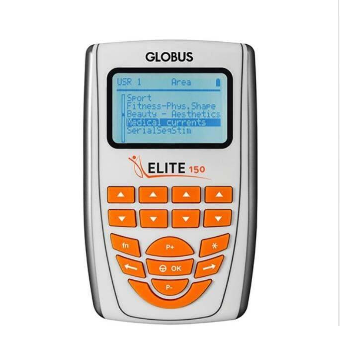 ELITE 150 Elettrostimolatore 4 canali Globus