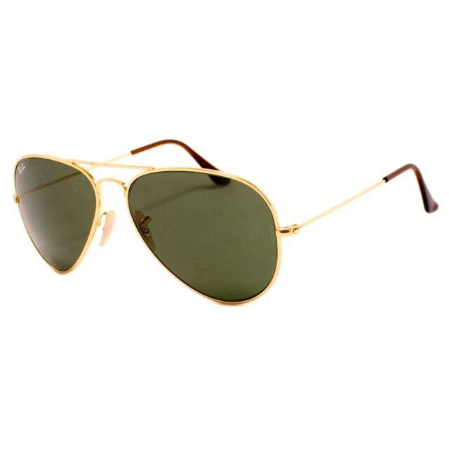 8b11882ceb Ray-Ban Sunglasses 8041 Aviator Titanium Arista 001 58mm