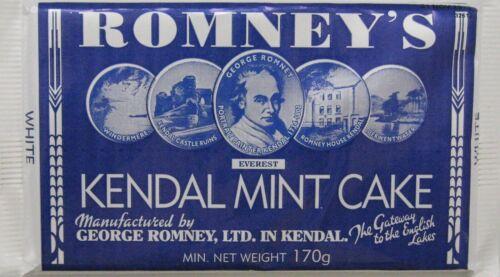 L @ @ K x1 Romney/'S KENDAL Comme neuf CAKE survie Prepper MRE-Chocolat 40 G romneys!!!