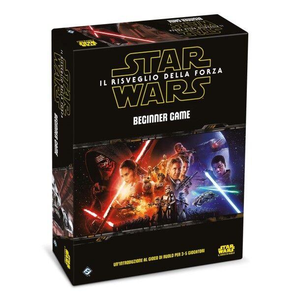 Star Wars Il Risveglio della Forza, Beginner Game, Gioco di Ruolo, in Italiano
