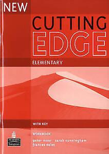 New-Cutting-Edge-Elementary-Workbook-With-Key-ExLibrary