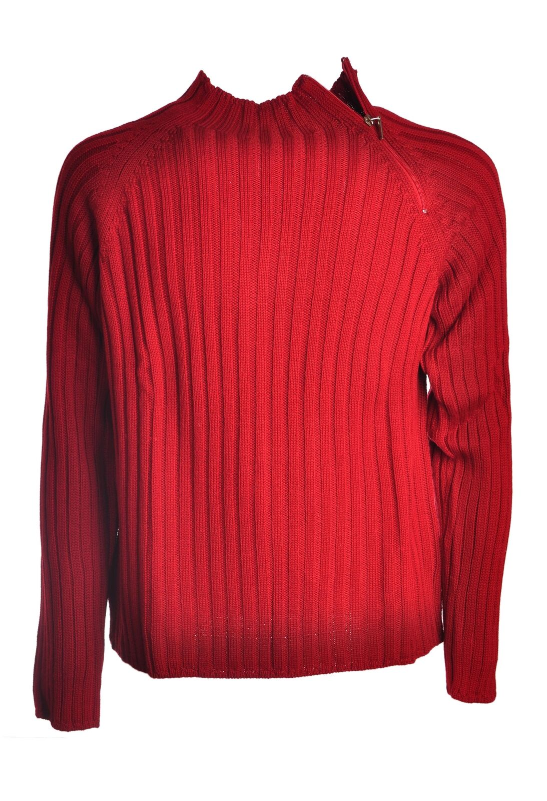 Cube  -  Sweaters - Male - Red - 4365126A184024