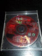 Carmageddon ~ PC CD Rom Game ~ 1997 Windows 95/98 Computer Game (bin a)