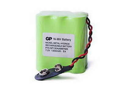 Visonic powermax pro  Control Battery 9.6V LTT p//n:09912-g //gp180aah8bmx