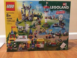 LEGO 40346 Legoland Park Building Set