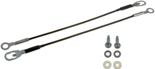 Carded Dorman 38538 Tailgate Support Cable-Cable Tailgate Support