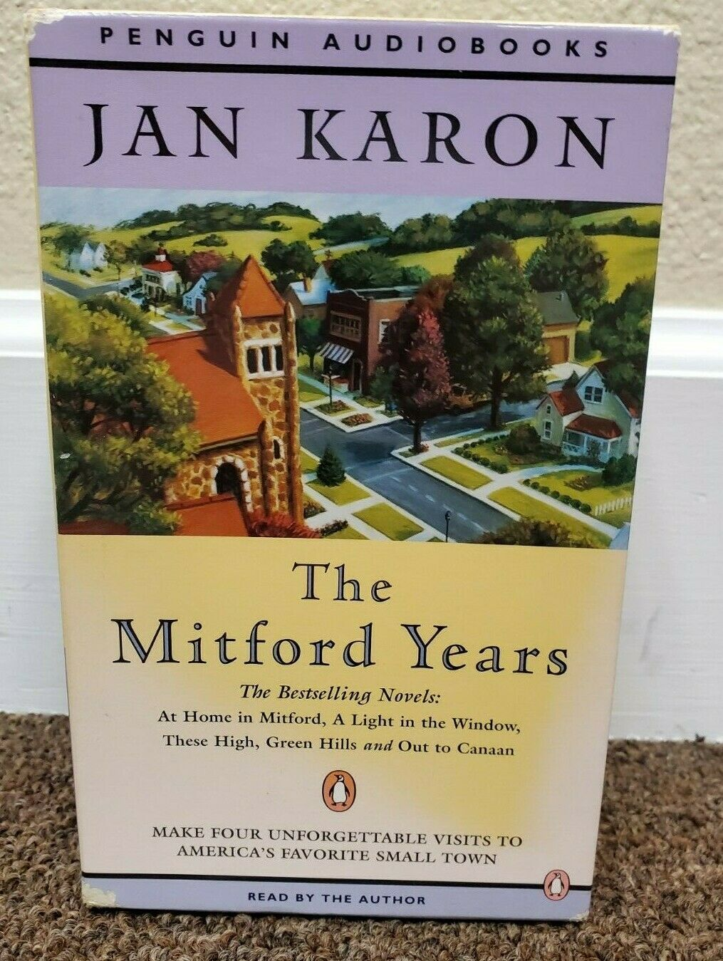 The Mitford Years Set : At Home in Mitford