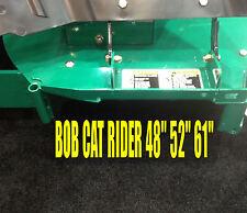 """Bobcat Rider 48"""" 52"""" & 61"""" Grass Catcher Bagger - 4.4 cubic ft.- PK-EX4"""
