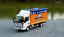 1-64-ISUZU-Alloy-casting-model-Iran-transport-delivery-truck-model-3-spraying thumbnail 1