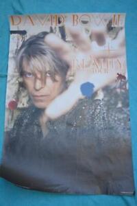 David-Bowie-REALITY-TOUR-Poster-GENUINE-2003-Tour-Poster-63cm-x-93cm