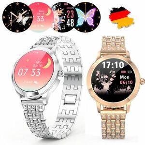 Bluetooth Smartwatch Armband EKG Pulsuhr Blutdruck Herren Damen Fitness Tracker