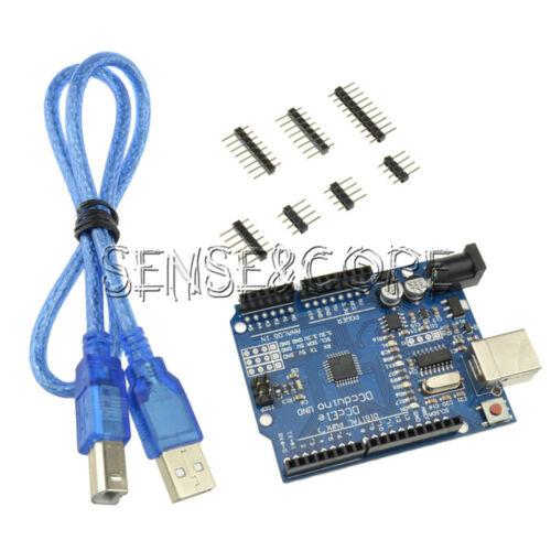 UNO R3 ATmega328P CH340 for  Compatible 37 in 1 Sensor Modul Kit