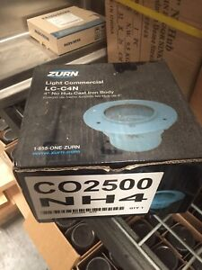 Zurn Industries 4 Inch Lc C3n Round Floor Drain Cast Iron