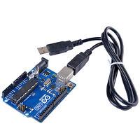 ATMEGA16U2 Version Uno R3 MEGA328P Board mit USB Kabel kompatibel für Arduino