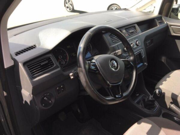 VW Caddy 1,6 TDi 102 Van - billede 4