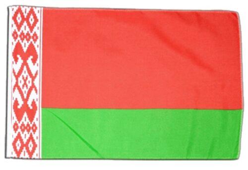 Weißrussland Banner weißrussische Fahnen Flaggen 30x45cm Belarus