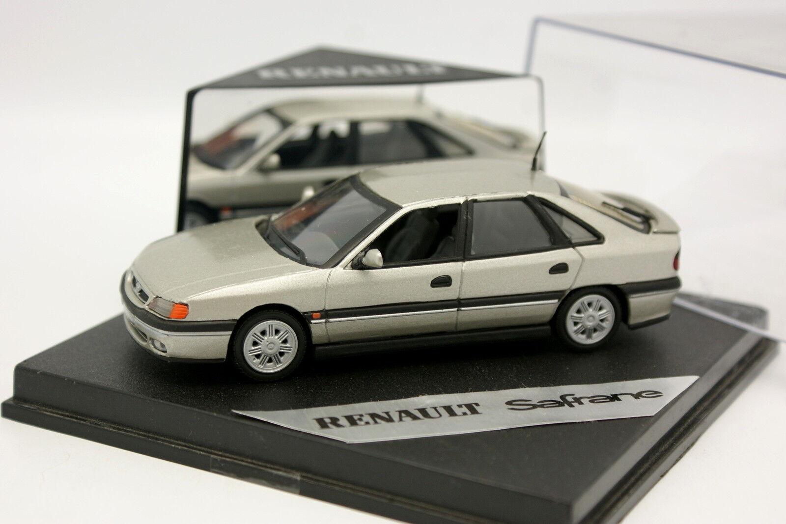Speed 1 43 - Renault Safrane Beige Metal