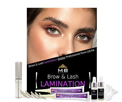 eyelash eyebrow lamination keratin lifting kit perming