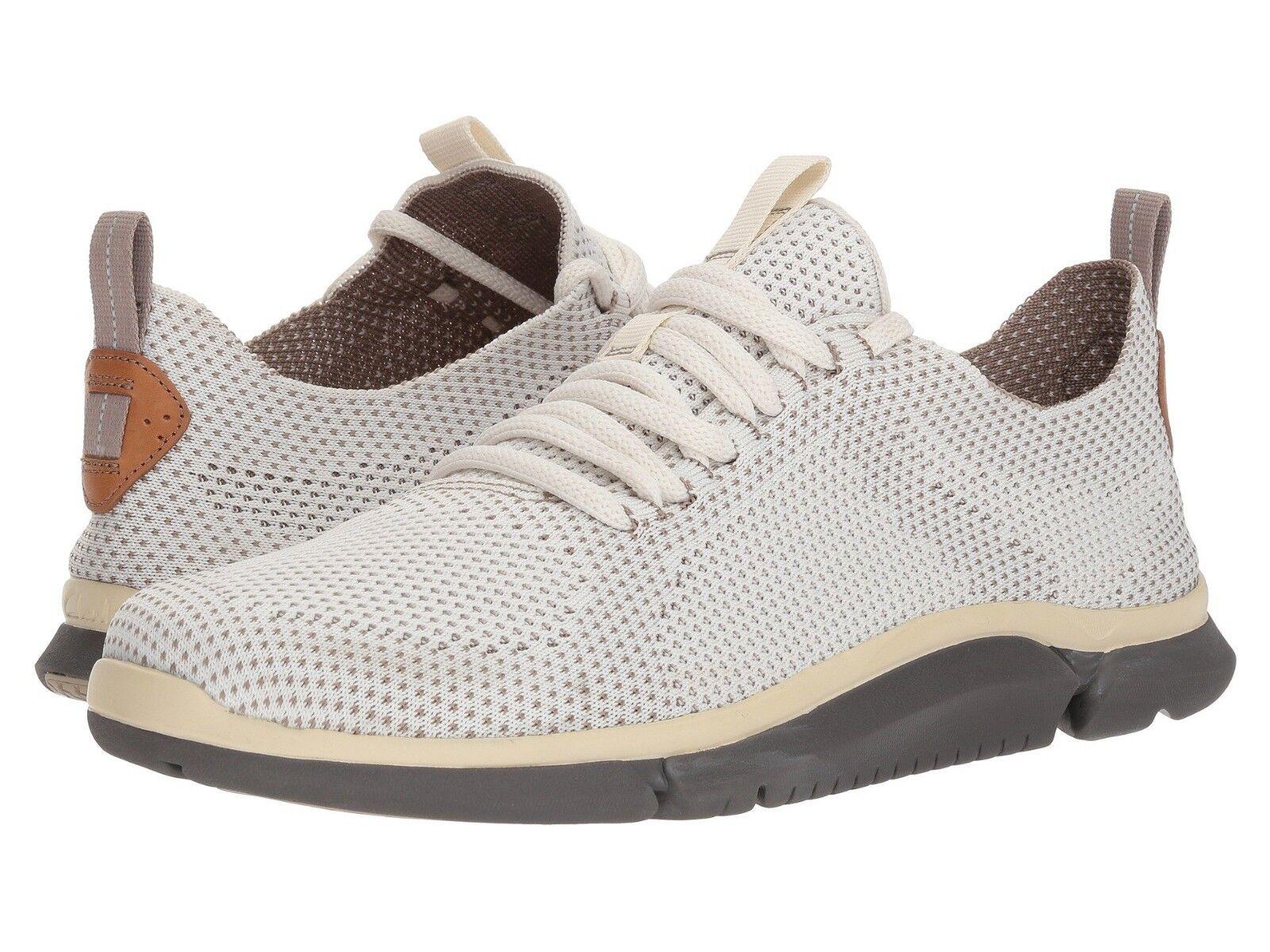 Men's shoes Clarks Triken Run Lace Up Active Sneaker 30967 White New
