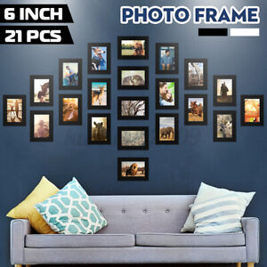 Large 21 Photos Multi Picture Wall Frame Memories Collage Aperture decoration