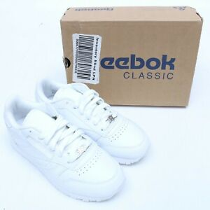 reebok class leather v45249 white casual sneakers shoes