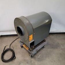 Dayton 4c129a High Pressure Centrifugal Blower 10 58 Wheel Dia 4400rpm 34hp