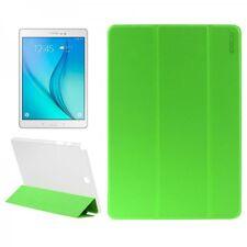 Smartcover Cover Grün für Samsung Galaxy Tab A 9.7 T551 T555 N Hülle Case Tasche