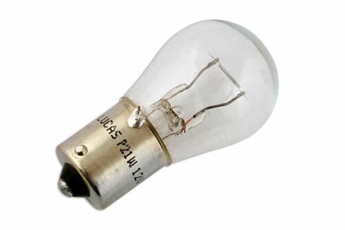 Lucas STOP /& TAIL Ampoule 24 V 21 W SCC OE241 Boîte de 10 30539 par Connect