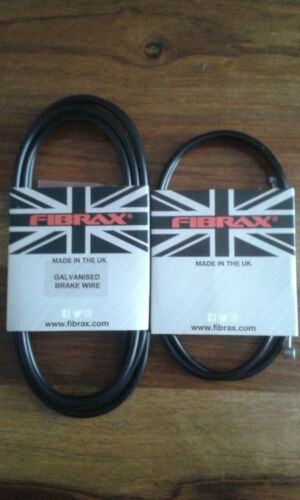 MTB Road Bike BMX Bicycle Brake Wire Cable Inner and Outer Line Front Rear