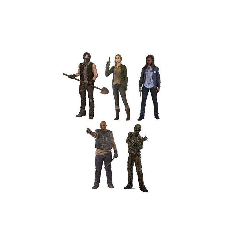 Mcfarlane The Walking Dead TV Version serie 9