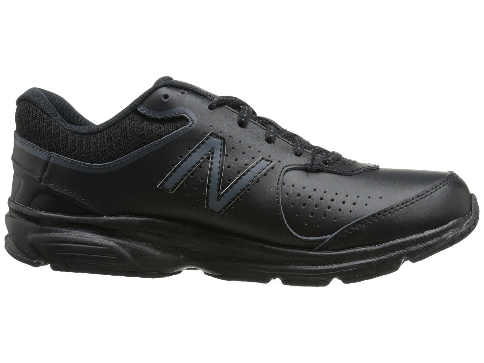 Women New Balance Balance Balance WW411BK2 Walking Medium Black 100% Authentic Brand New 404838