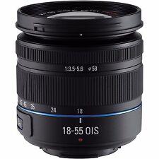 Samsung NX 18-55mm F3.5-5.6 OIS III i-Function Lens
