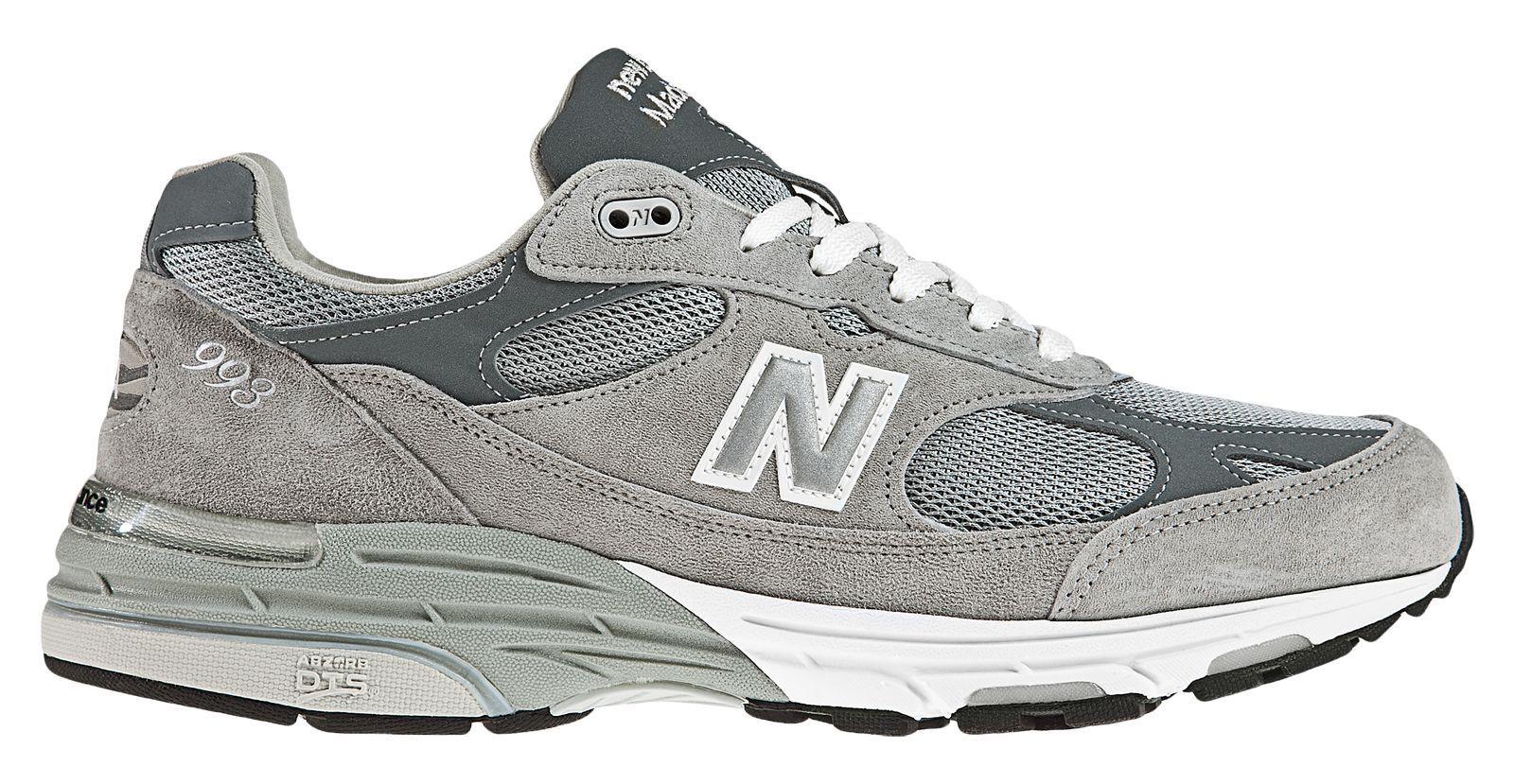 New Balance Donna Donna Donna Classics 993 Running Shoes Grey b3fa8a