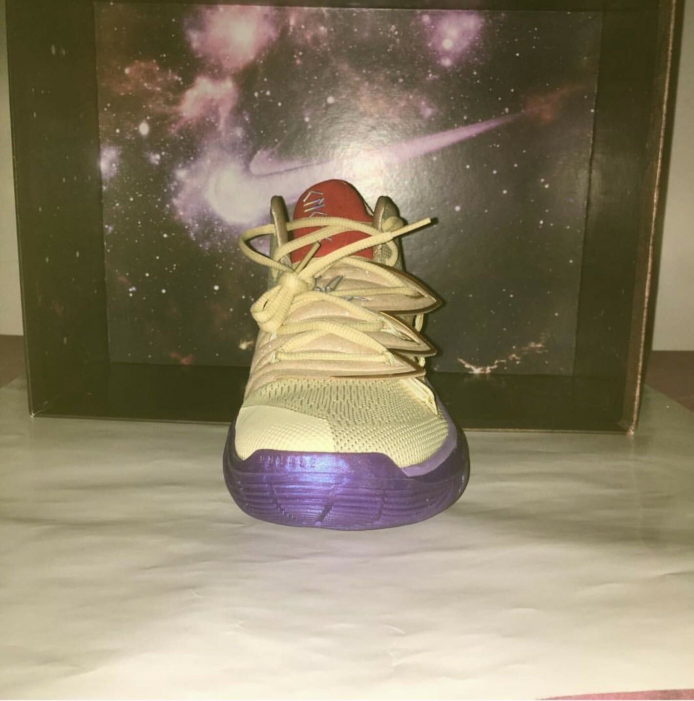 Nike kyrie 5 x cncpts (Special Box) Size 8.5