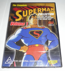 Superman-Collection-Volume-1-Animated-DVD