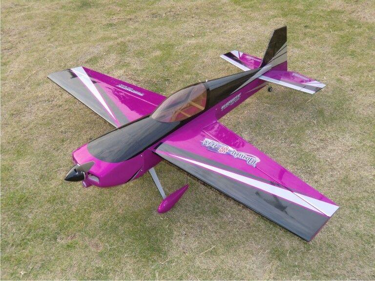 gran descuento Haikong A241 púrpura Slick Dominion - 8-Trix 8-Trix 8-Trix 1.2M 47.2 pulgadas eléctrico RC modelo de avión  conveniente