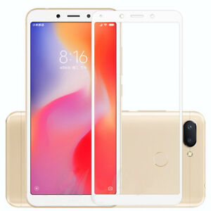 save off d6e61 a659d Details about Tempered Glass Full Cover Screen Protector Film For Xiaomi Mi  A2 MiA2 Protective