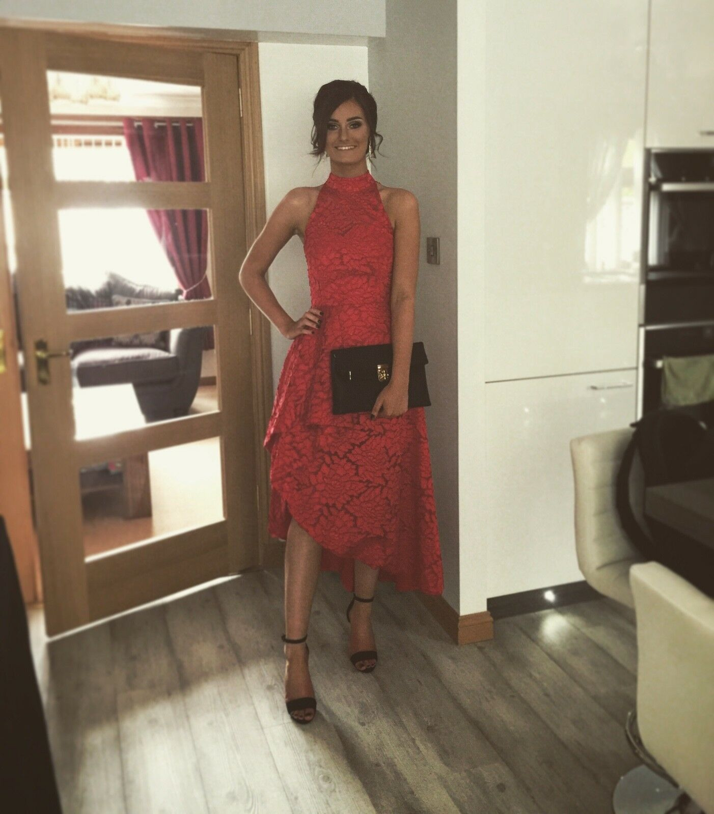 3a63f8705e Very asymmetric dress in size 8. condition. In immaculate nyrkyi6340 ...