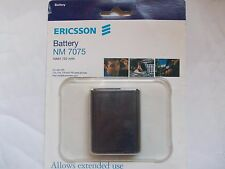 Ericsson battery ORIGINALE  NM 7075 NiMH 750 mAh  T10, T16,  T18  and series 700
