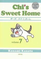 Chi's Sweet Home Vol. 7 by Konami Kanata (2011, Paperback)