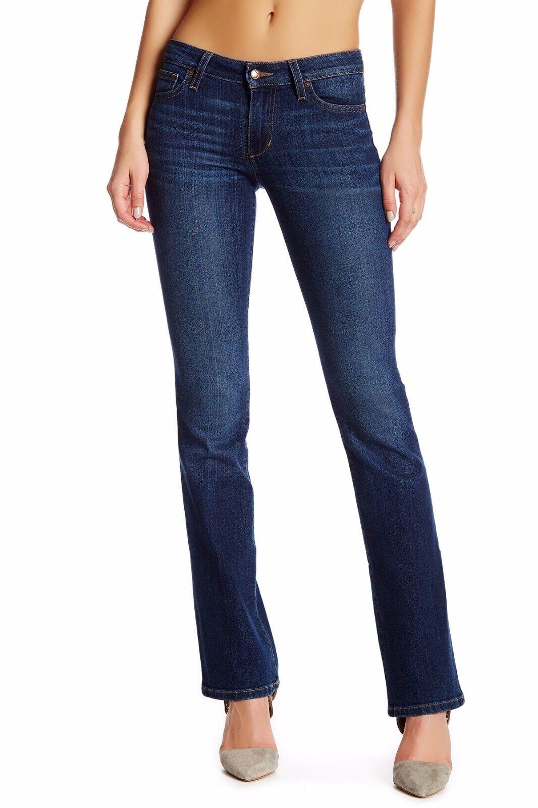 Joe's Jeans The Honey Curvy Bootcut Stretch Denim Pant Olympia 25 26 27 Nwt