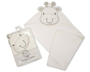 Baby-Hooded-Towel-Natural-Cotton-Terry-Towel