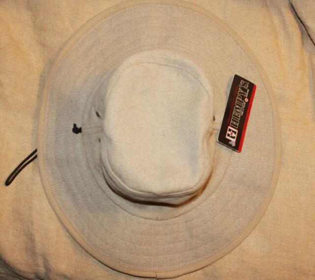 HEMPY'S Made in USA 100% Hemp Canvas Sun Hat Baja Explorer hempys outback farmer