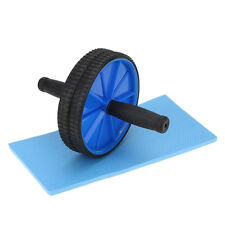Ab Roller Wheel For Abdominal Exercise with Knee Pad Fitness Strength Training