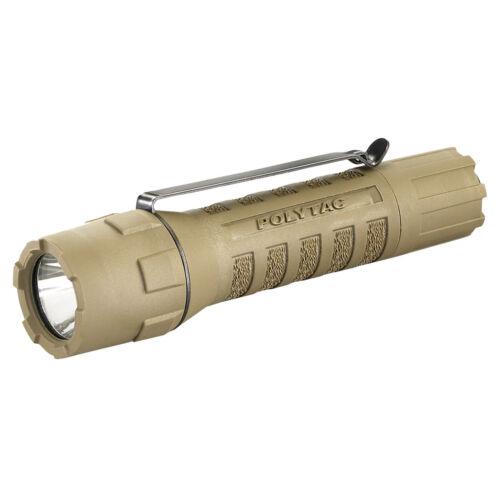 Streamlight PolyTac Flashlight LED Bulb Coyote Tan 88851