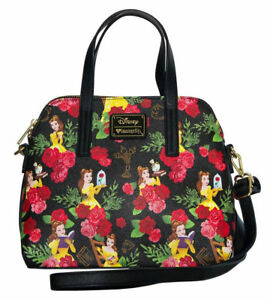 7f240135576 Brand New Disney X Loungefly Beauty and the Beast Belle Floral ...