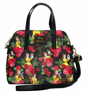 Beauty and the Beast Disney Loungefly Purse Brand NEW
