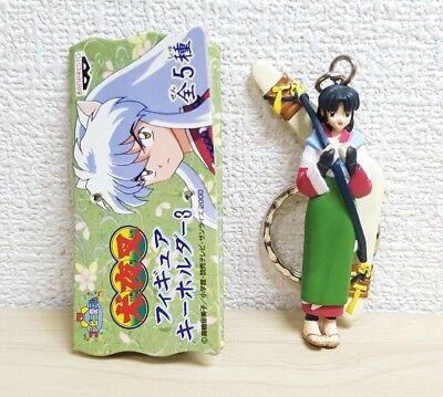 Inu Yasha Sango Rumiko Takahashi Rubber Phone Strap NEW
