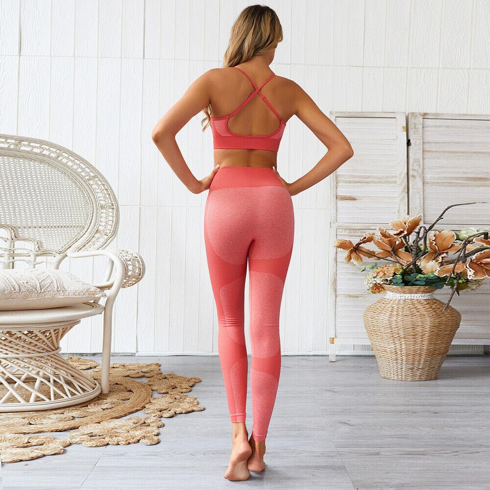 Yoga Women's Sport Gym Legging Pants